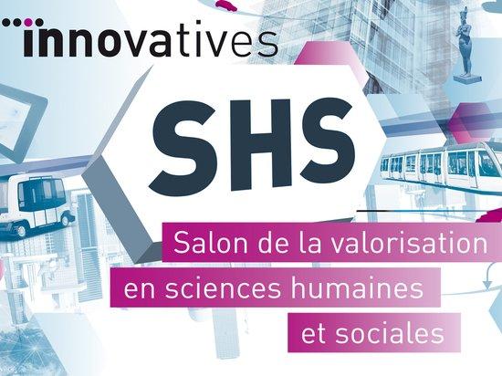 Innovatives : le salon de la valorisation en sciences humaines et sociales
